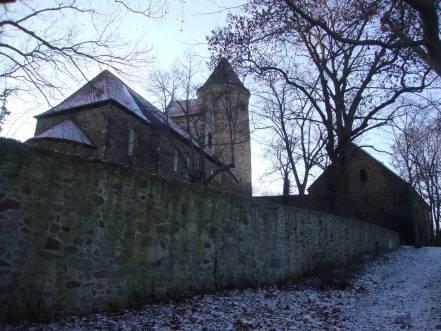 seitenmauer